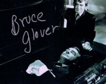 Bruce Glover Autograph Signed Photo - Mr Wint